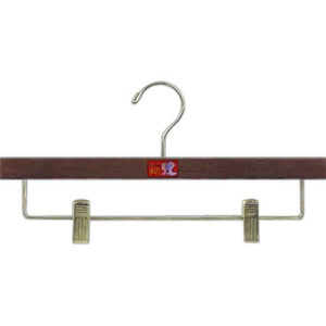 Logo Hangers - Pant And Skirt Hangers