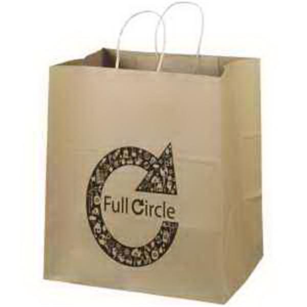 Custom Printed Medium Environmentally Friendly Paper Bags!