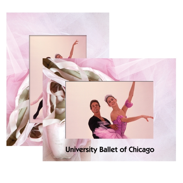 Custom Made Ballet Paper Picture Frames!