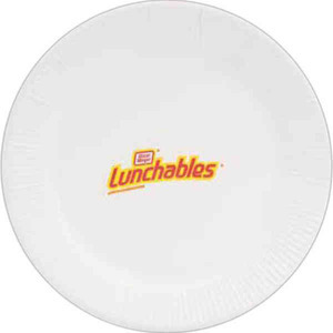 Custom Imprinted Paper Plates