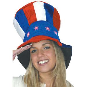 Custom Printed Patriotic Themed Hats!