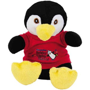 Custom Imprinted Penguin Bird Stuffed Toys
