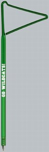 Cheering Accessory Bent Shaped Pens -