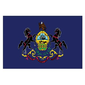 Pennsylvania State Shaped Promotional Items -