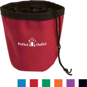 Pet Themed Promotional Items - Pet Drawstring Treat Bags