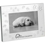 Custom Printed Pet Paw Photo Frames!
