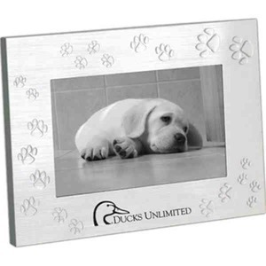 Pet Themed Promotional Items - Pet Paw Photo Frames