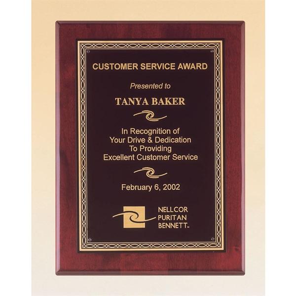 Custom Engraved Airflyte Tropar Award Plaques Engraved!