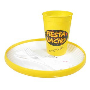 Company Picnic Promotional Items - Picnic Plates