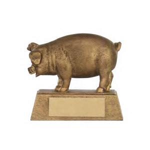 Pig Mascot Promotional Items -