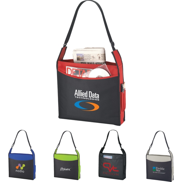 Custom Imprinted 1 Day Service PVC Tote Bags