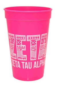 Pink Color Promotional Items - Pink Color Stadium Cups