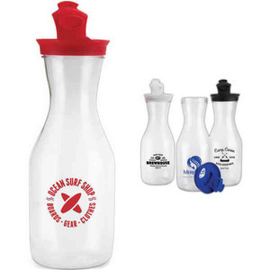 Custom Imprinted Plastic Carafes
