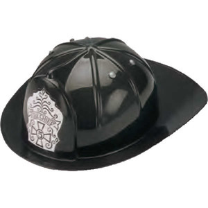 Custom Imprinted Plastic Fire Chief Hats!