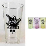 Custom Printed Plastic Pint Glasses!