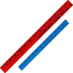 Custom Printed Plastic Yardsticks!