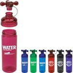 Custom Imprinted Plumbing Theme Water Bottles!