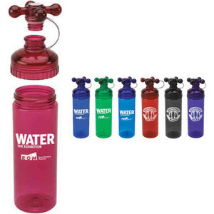 Plumbing Industry Promotional Items - Plumbing Theme Water Bottles