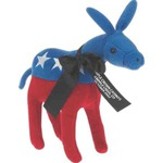 Custom Imprinted Donkey Stuffed Animals