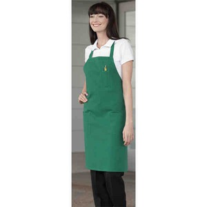 Custom Imprinted Pocket Pocket Bib Aprons
