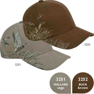 Customized Baseball Cap Stock Design Pointer