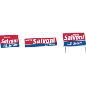 Political Election Campaign Items -