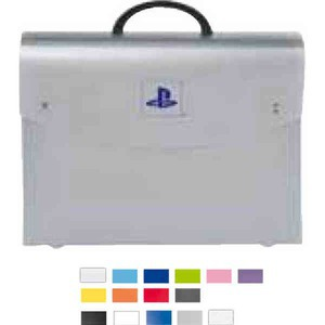 Custom Imprinted Poly Briefcases!