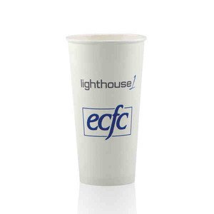 Custom Designed Polycoated Paper Cups!