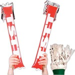 Custom Made Pom Bam Noisemakers!