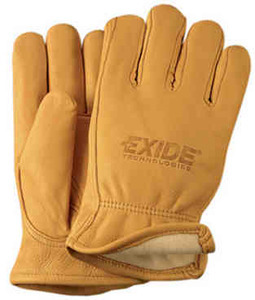 Gloves - Premium Grain Deerskin Gloves