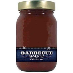 Private Label BBQ Sauces -