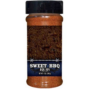 Private Label Sweet Barbeque Spices Seasonings and Rubs -