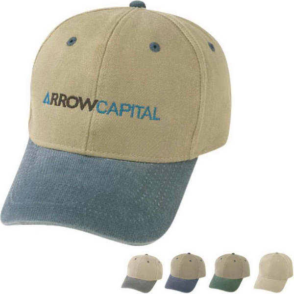1 Day Service Headwear Items - 1 Day Service 6 Panel Caps