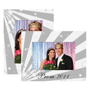 Customized Prom Paper Picture Frames!
