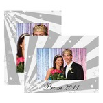 Custom Printed Prom Paper Picture Frames!