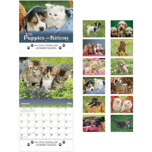 Appointment Calendars - Puppies Appointment Calendars