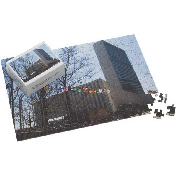 Custom Imprinted 200 Piece Jigsaw Puzzles!