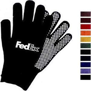 Gloves - PVC Dot Palm Knit Gloves