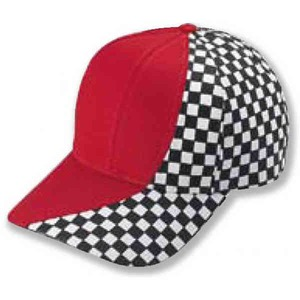 Personalized Racing Theme Caps And Hats!