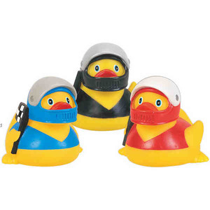 Customized Racing Theme Rubber Ducks