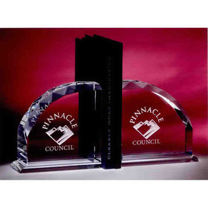 Bookend Crystal Gifts -