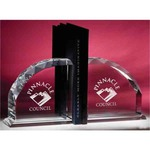 Desk Accessory Crystal Gifts -