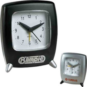 Customized Rectangle Shaped Clocks