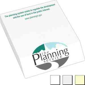 Rectangle Shaped Items - Rectangle Shaped Memo Pads