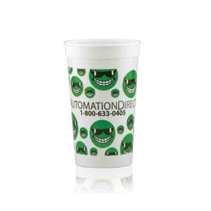 Custom Imprinted Recyclable Stadium Cups