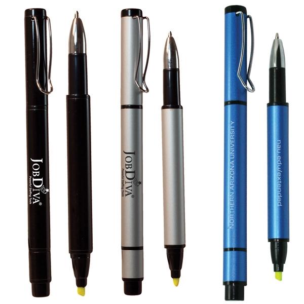Custom Imprinted Recycled Aluminum Fun Pens!