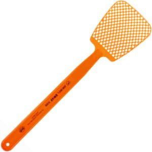 Custom Imprinted Recycled Material Fly Swatters!