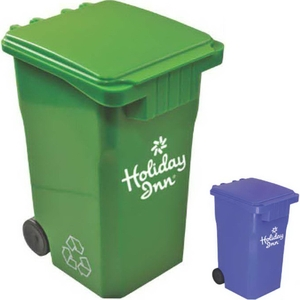 Waste and Recycling Themed Items - Recycling Bin Pen Holders