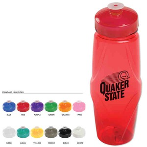 Red Color Promotional Items - Red Color Sport Bottles