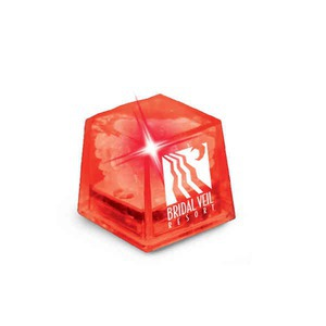 Light Up Ice Cubes - Red Econo Glow Light Up Ice Cubes